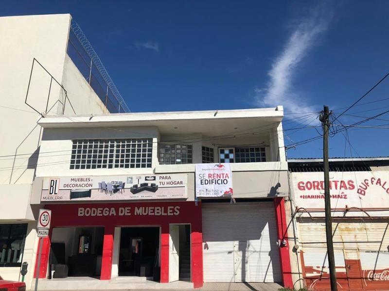 edificio en renta en colonia centro