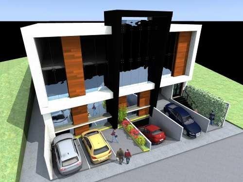 edificio en renta nuevo y super ubicado