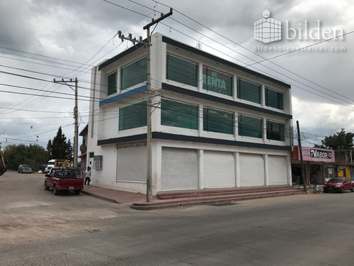 edificio en renta por el hospital 450