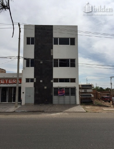 edificio en renta salida carretera parral