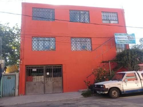 edificio en venta a 1 cuadra de carretera picacho-ajusco