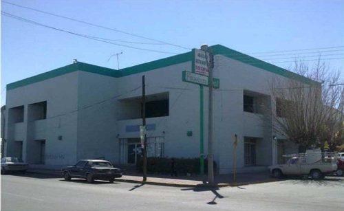 edificio en venta centro, delicias, chihuahua *