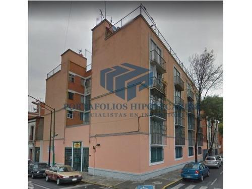 edificio en venta en col. buenos aires cdmx