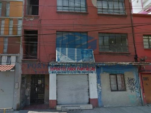 edificio en venta en col. santo tomas, miguel hidalgo, cdmx