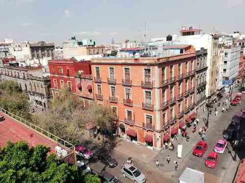 edificio en venta en el centro histórico cdmx