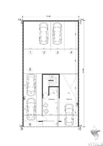 edificio en venta en güemes