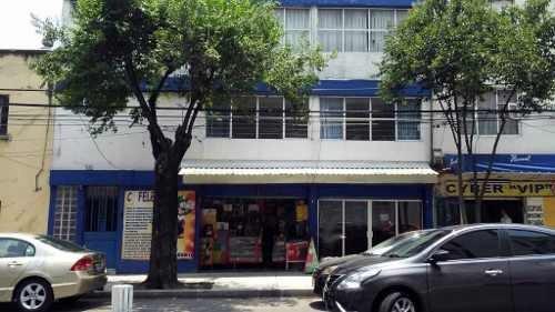 edificio en venta en santa maría insurgentes, cuauhtémoc cev-3557