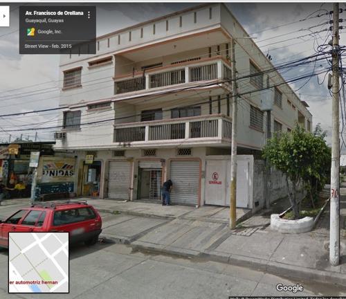 edificio familiar de 3 pisos para vivienda u oficinas
