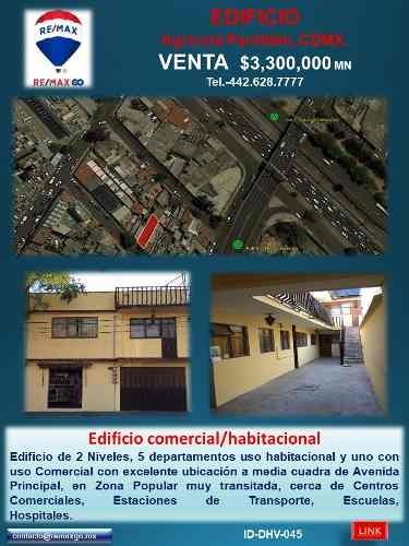 edificio habitacional/ comercial