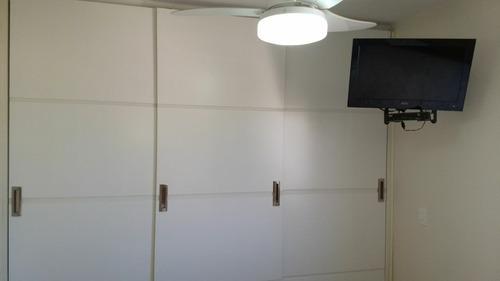 edifício heliodora (zo011) mobiliado || lazer completo