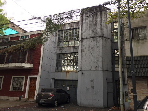 edificio industrial
