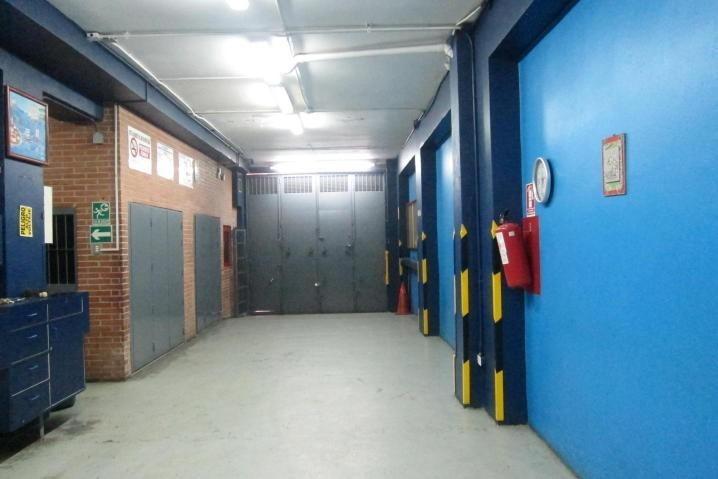 edificio industrial oportunidad quinta crespo #20-9399 cb