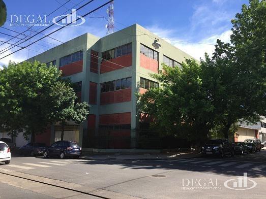 edificio industrial - villa ortuzar