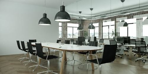 edificio inteligente de oficinas totalmente nuevo, ofr-3990