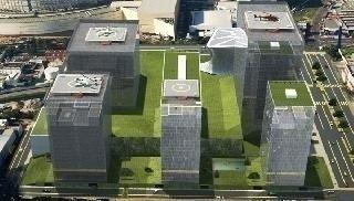 edificio inteligente, obra gris, piso 16 con 455 m2 carso
