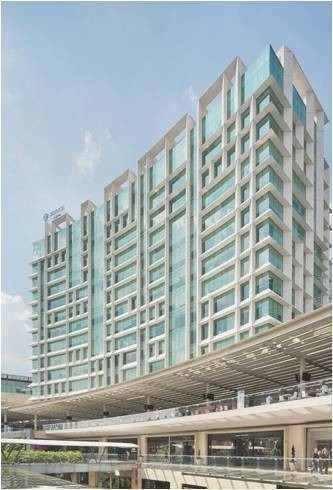 edificio inteligente, piso 1 al 3  con 1775  m2 antara3