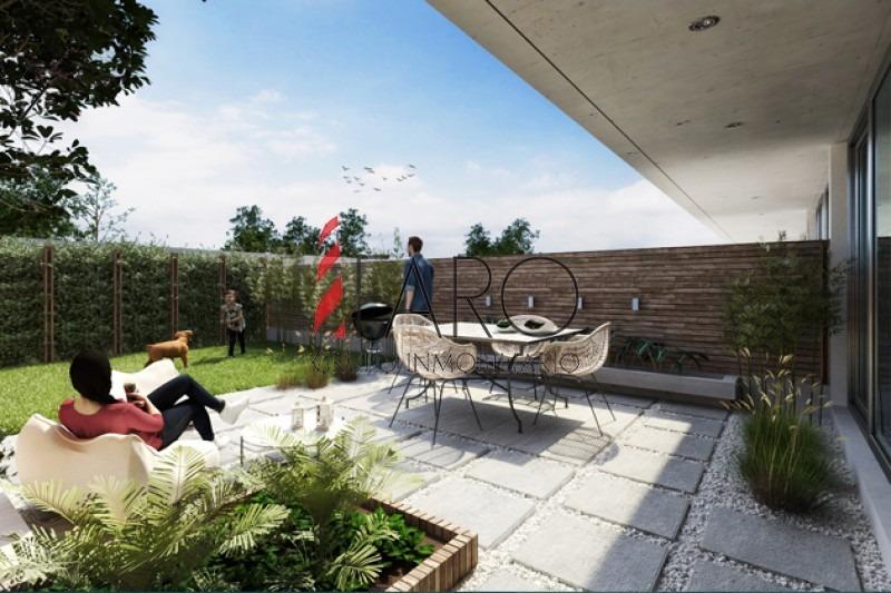 edificio la salina en la península, 1 dormitorio con terraza-ref:36551