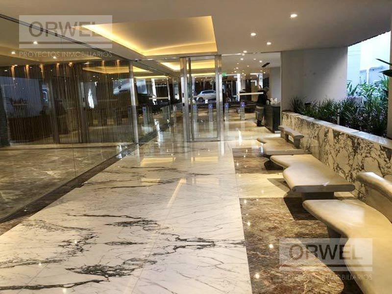 edificio liberateur !!! excelente !!! 104 m2. con cochera