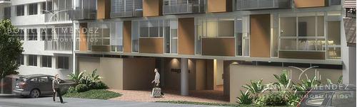 edificio magnolia, proyecto arq. isay weinfeld, 2 dormitorios y gran patio propio