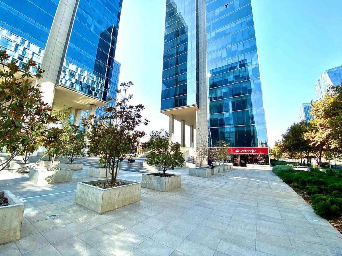 edificio neruda, sector financiero nueva las condes