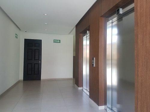 edificio nuevo de oficinas en renta en divisón del norte, coyoacan