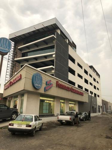 edificio nuevo en renta, alfredo del mazo