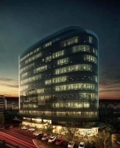 edificio nuevo, obra gris, piso 1 al 10 con 1,700 m2 tnorte2