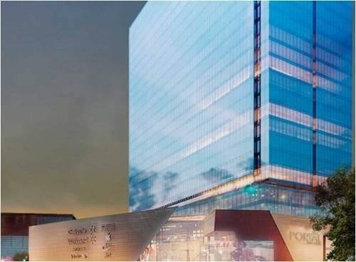 edificio obra gris,  piso 18 con 885 m2 ,portal2