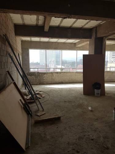 edificio obra gris , piso 6  con 185 m2 centroped