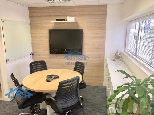edifício office mpd sala para alugar, 33 m² por r$ 1.600/mês - alphaville industrial - barueri/sp - sa0090