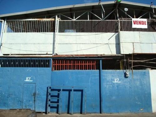 edificio para almacén en venta en villa juana