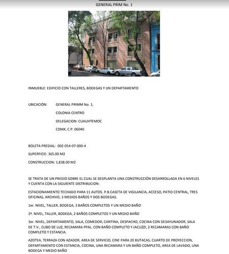 edificio para inversionistas, excelente descuento, urge!