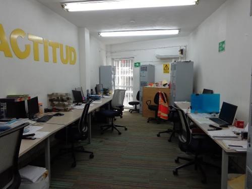 edificio para oficina amueblado