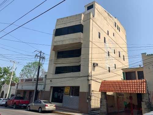 edificio para oficinas en renta, zona centro, tampico, tamaulipas.