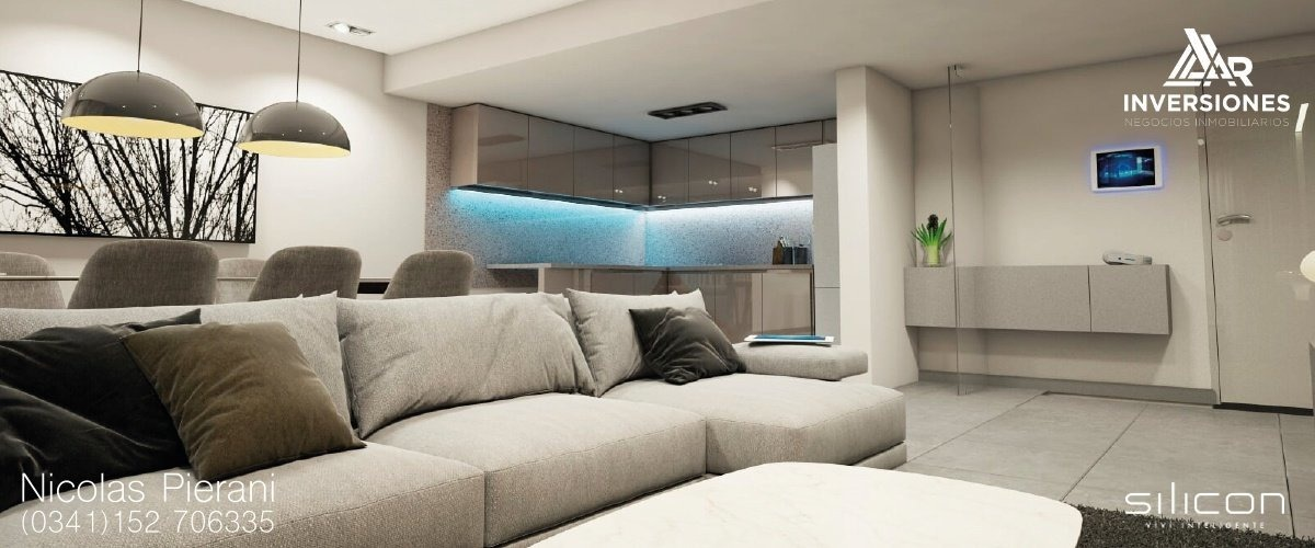 edificio premium - 2 dormitorios - financiacion - diseño y tecnologia para una vida urbana confortable