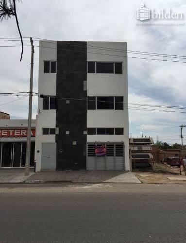 edificio renta salida parral