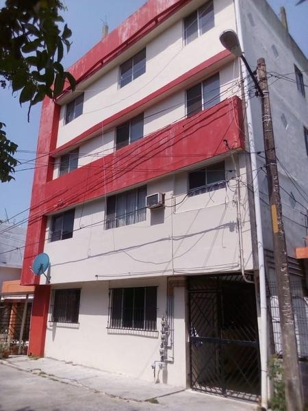 edificio residencial en venta en tampico, tam., col. allende