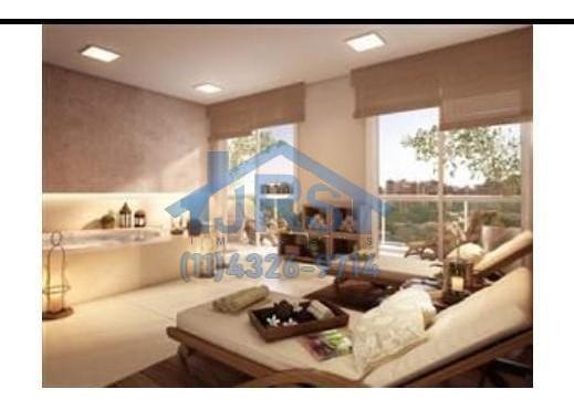 edifício spázio lume flat com 1 dormitório à venda, 51 m² por r$ 400 - mooca - são paulo/sp - fl0021