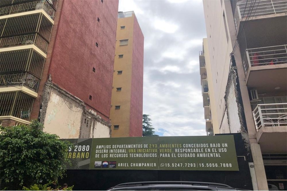 edificio sustentable de calidad 2 amb a construir