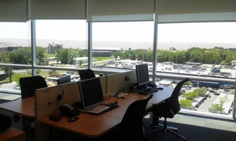 edificio sustentable leed semipiso 275 m2 categoria aaa vista al rio 4 cocheras