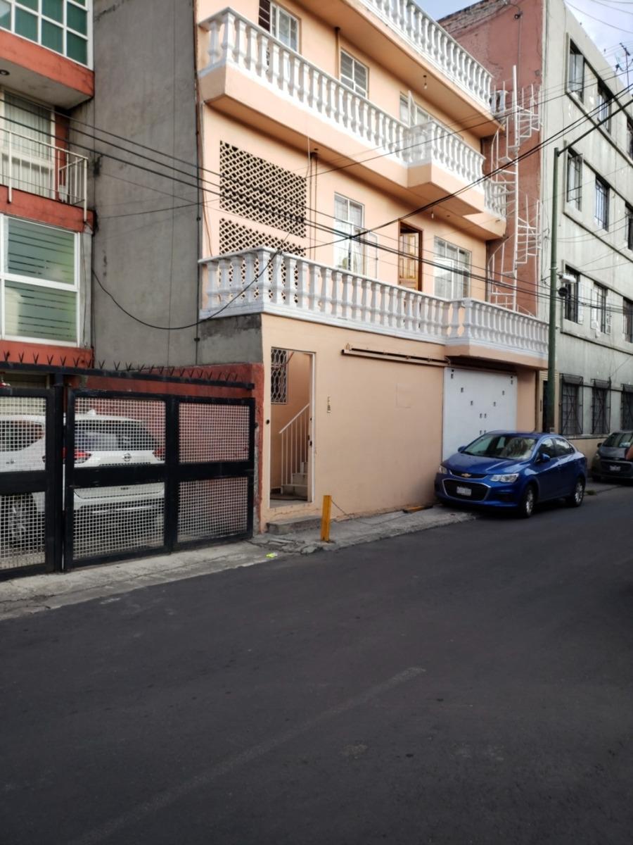 edificio venta portales benito juárez uso de suelo mixto