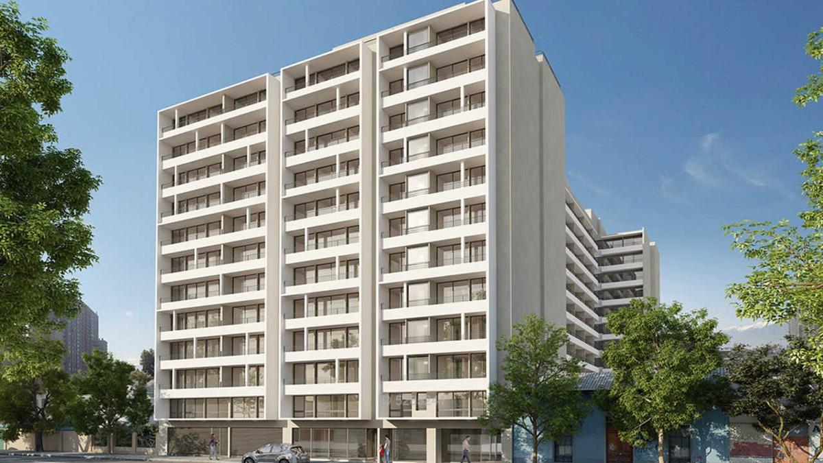edificio wellhome - 2d2b - metro toesca