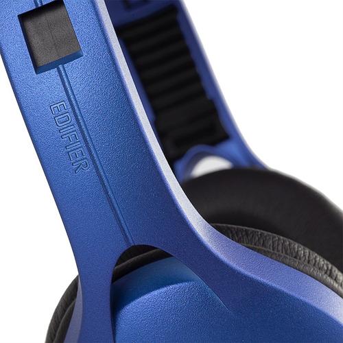 edifier k800 azul headset auriculares gamer