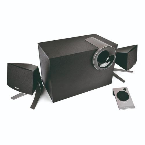 edifier m1380 open box caja rota parlantes 2.1 pc tv