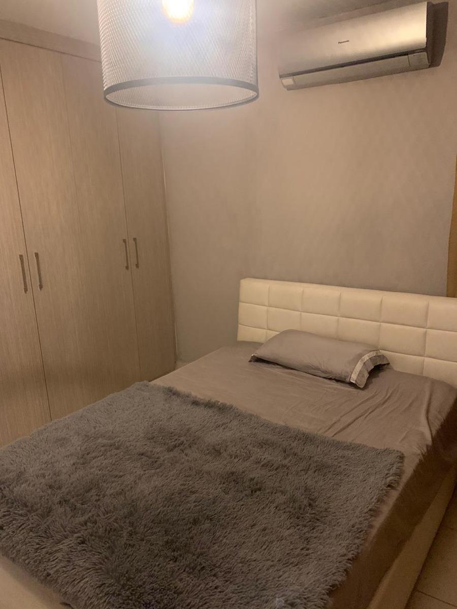 !!edison park con muebles de calidad!! apartamento en óptima
