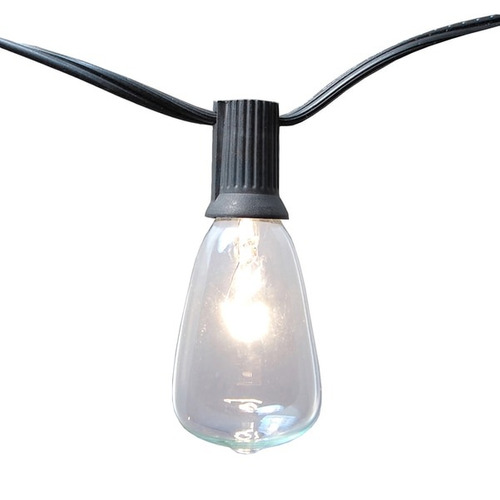 edison style string luces- 10 luces