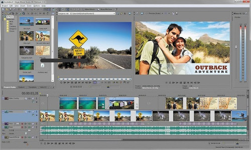 editor de videos sony vegas pro 14 fuull profesional