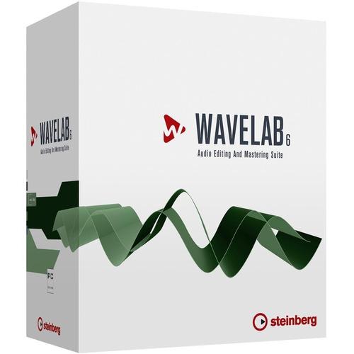 editor masterizador wave lab 6.2  + plug-ins