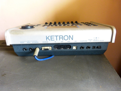 editor musical   sintetizador  ketron