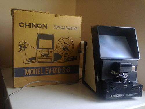 Editor Viewer Chinon Ev-010